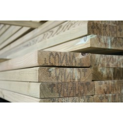 C16 Graded | Eased Edge Timber products
