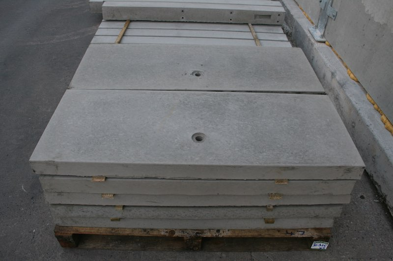 Memorial concrete products products
