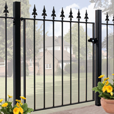 Wrought Iron Gates products