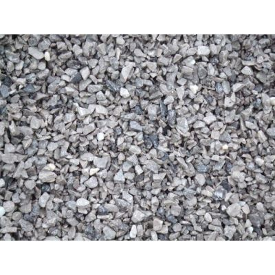 Limestone Chippings 6mm - 14mm in tote