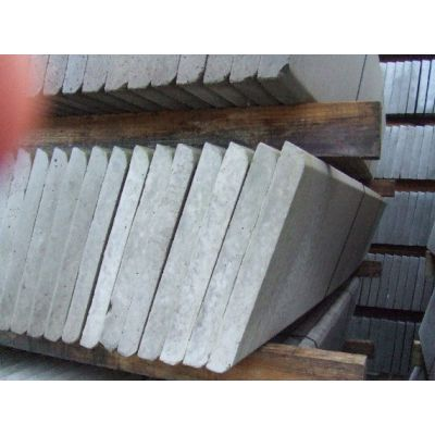 Plain Concrete Gravelboard 1830 x 300 x 40mm
