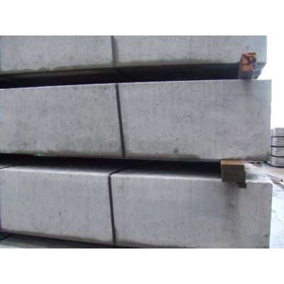 Plain 'Heavy Duty' Concrete Gravelboard  1830 x 300