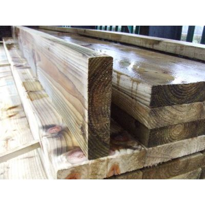 200mm x 47mm C16 Graded Eased Edge Timber