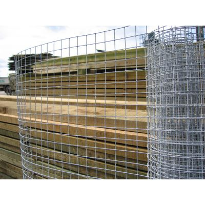 Weldmesh Fencing Galvanised