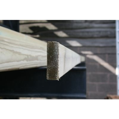 75mm x 25mm C16 Graded Eased Edge Timber (Gate Material)