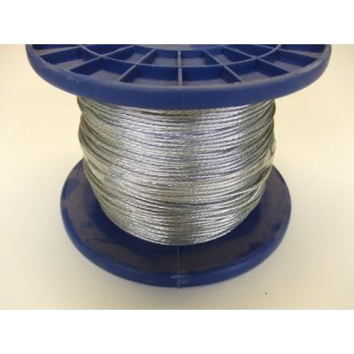 7-ply Braided Wire Rope