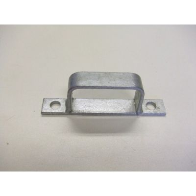 "90mm ""D"" Brackets (Galvanised)"
