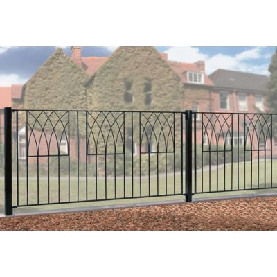 AB01 Abbey fence panel