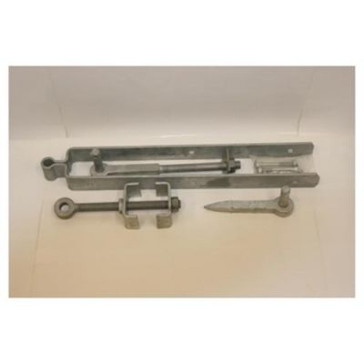 Adjustable Field Gate Set (Galvanised)
