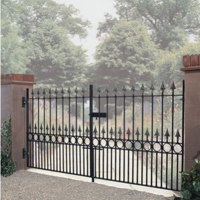 BALMORAL ZP PREMIUM SPEAR Top Low Double Gates