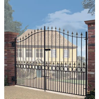 BALMORAL ZP PREMIUM SPEAR TOP Tall Double Gate
