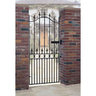 BALMORAL ZP PREMIUM Tall Single Gate
