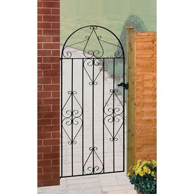 Classic bow top gate