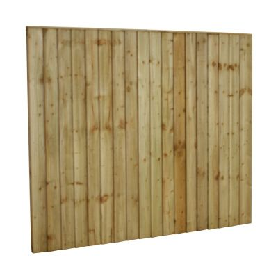 Closeboard Panel (Fully framed)