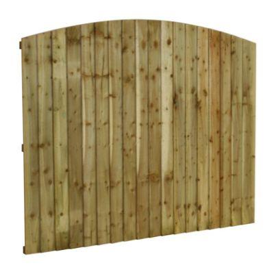 Closeboard Panel - Arch