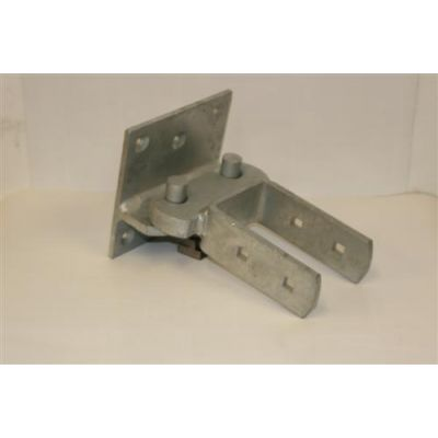Double Rocker Plate and Band