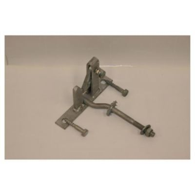 Field Gate Automatic Latch (Galvanised)