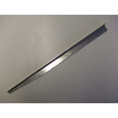 Galvanised fence pin