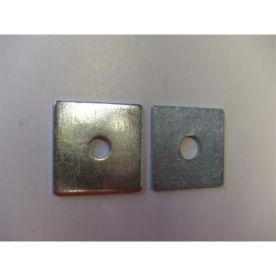 Galvanised Square Washer