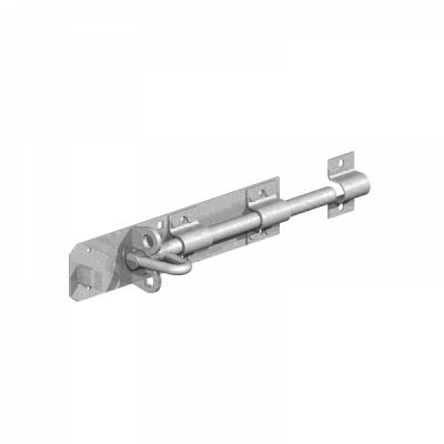 Lockable Brenton Bolt (Galvanised)