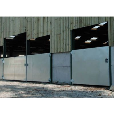Hand Sheeted Yard Gate