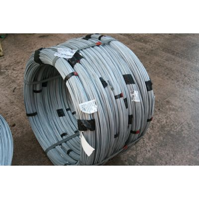 High-tensile line wire