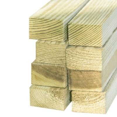 Timber Lath 38mm x 25mm