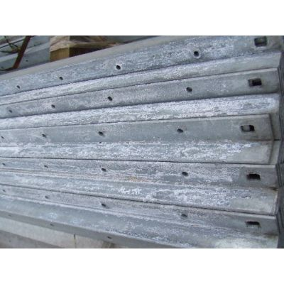 Steel Palisade Components