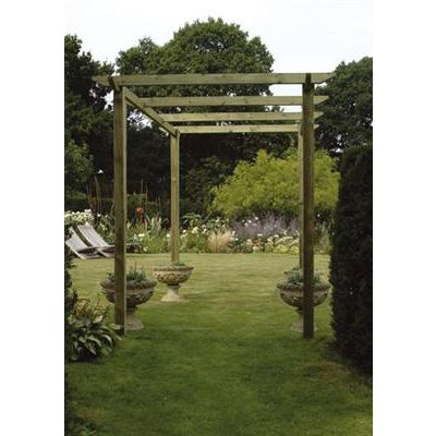 Pergola Rafter (Shaped Both Ends)