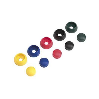 Plastic bolt covers