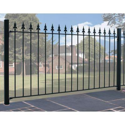 SA01 Saxon Fence Panel