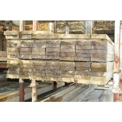 Sawn Timber Rail 150mm x 38mm - 3.6m