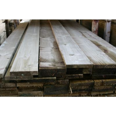 Sawn Timber Board 150mm x 22mm