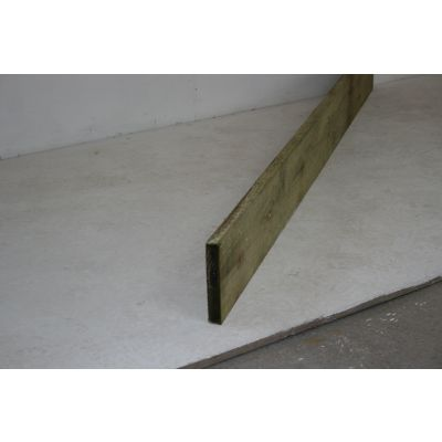 Sawn Timber Board 150mm x 18mm - 3.6