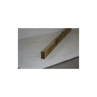Sawn Timber Rail 150mm x 75mm - 4.8m