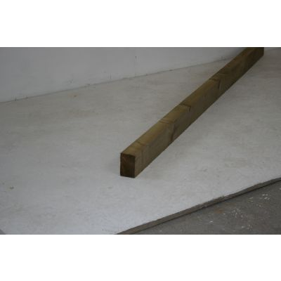 Sawn Timber Rail 75mm x 50mm
