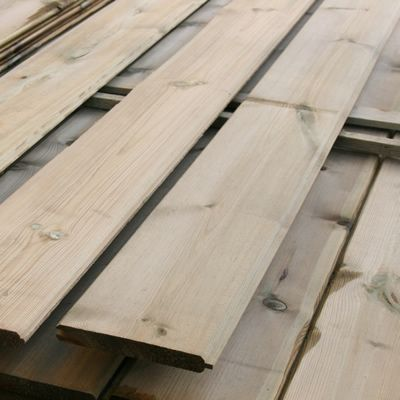 Tongue & Groove Board