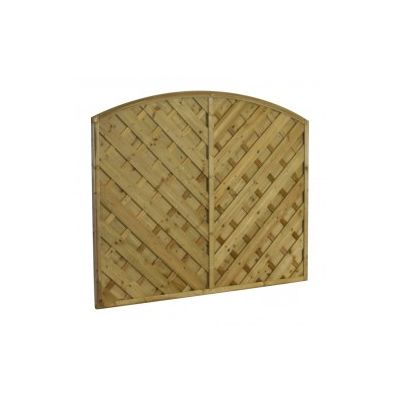 KDM V Arched Panels