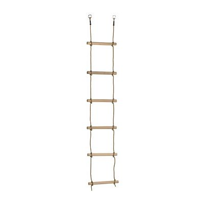 Wooden Rope Ladder (6 rung)