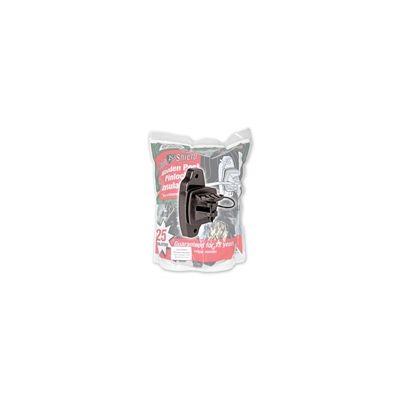 Strainrite WoodPost Pinlock Insulator Pkt 25 FIN00080